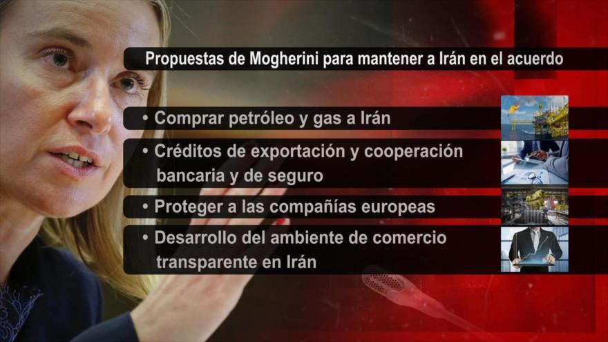 Irán Hoy: Consecuencias de la salida de EEUU del JCPOA