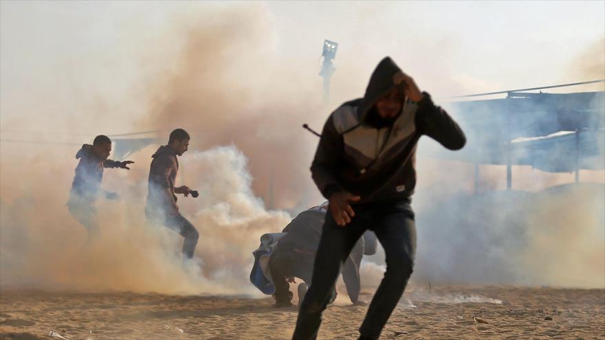 Se suman otros 2 palestinos a los muertos en Franja de Gaza