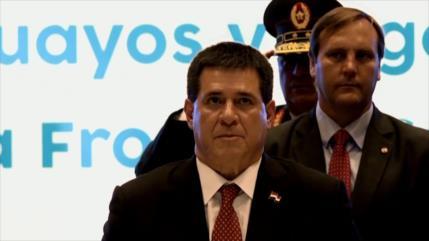 Situación política de Horacio Cartes se vuelve más complicada