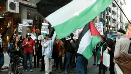 Argentinos piden a la AFA que cancele el partido con Israel