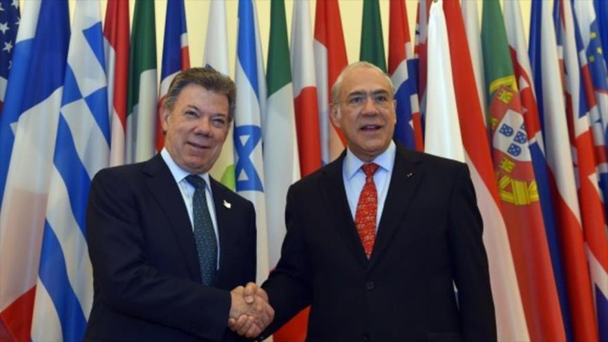 Ministro de Hacienda colombiano cree que ingreso en la OCDE atraerá inversión