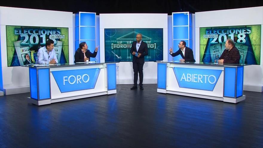 Foro Abierto; Colombia: llegan las elecciones presidenciales