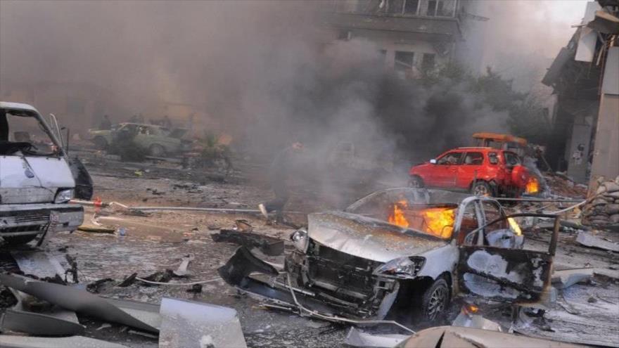 Dos explosiones cerca de la sede del Partido Comunista iraquí