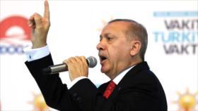 Erdogan: Al-Quds es capital de Palestina y EEUU no lo puede cambiar