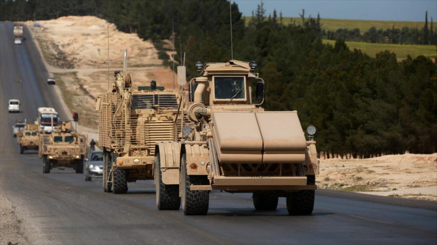 EEUU y Turquía proyectan 'hoja de ruta' para cooperar en Manbiy, Siria