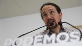 Podemos apoya sin condiciones moción del PSOE contra Rajoy