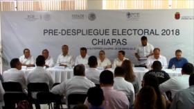 Indígenas, los más vulnerables a delitos electorales en Chiapas