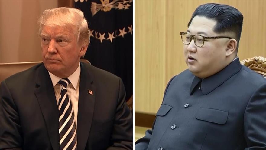 Trump cambia de opinión sobre realización de la Cumbre con Kim Jong-un