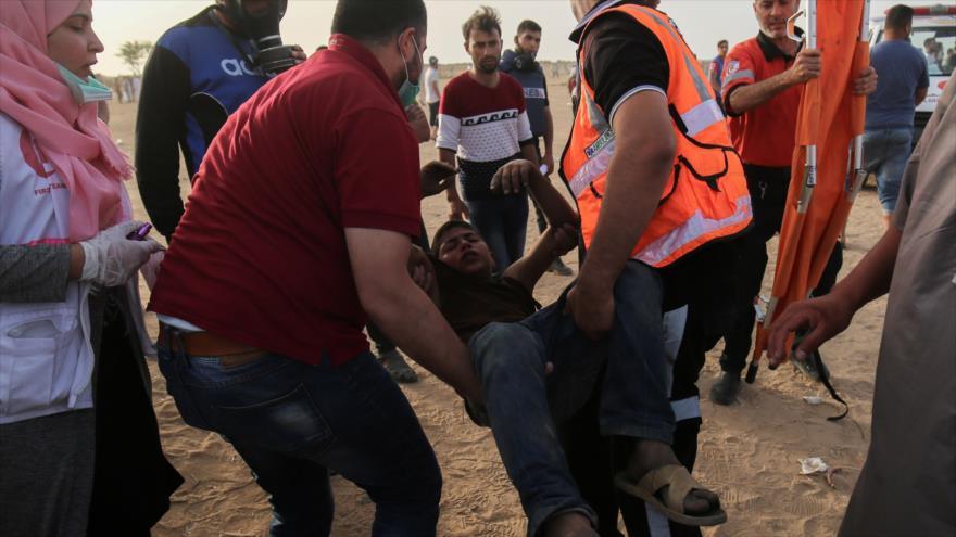 Muere otro palestino tras ser herido de bala por soldados israelíes