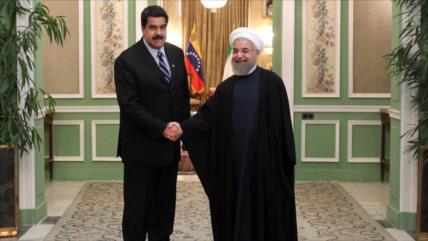 Rohani: 'Presidenciales venezolanas, victoria para el pueblo'