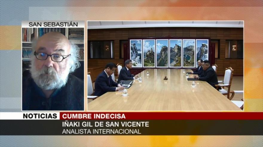 Iñaki Gil de San Vicente: Trump se verá obligado a negociar con Kim