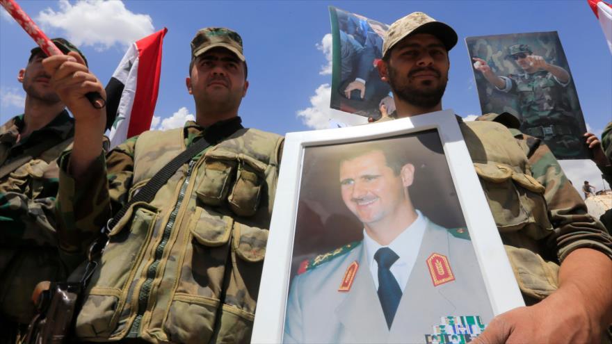 Siria entrega a Irán y Rusia lista de redactores de nueva Constitución