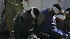 Preso palestino linchado en cárcel israelí