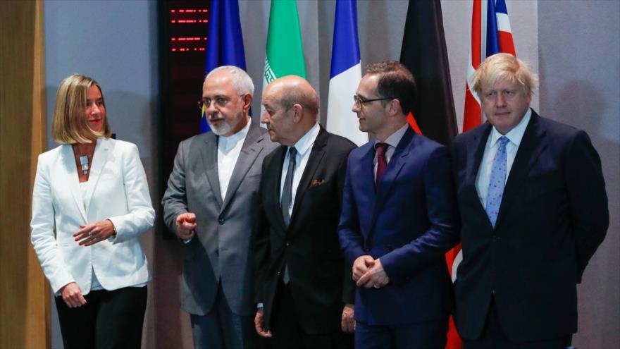 'Irán duda de la honestidad de Europa' en el acuerdo nuclear