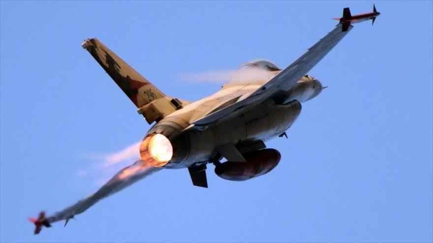 Israel vuelve a bombardear zonas en el sur de Franja de Gaza