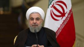 Rohani: El Líbano está a la vanguardia de la lucha contra Israel