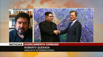 Roberto Quesada: Corea del Norte no confía en planes de EEUU