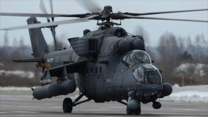 América Latina, más interesada en helicópteros de fabricación rusa