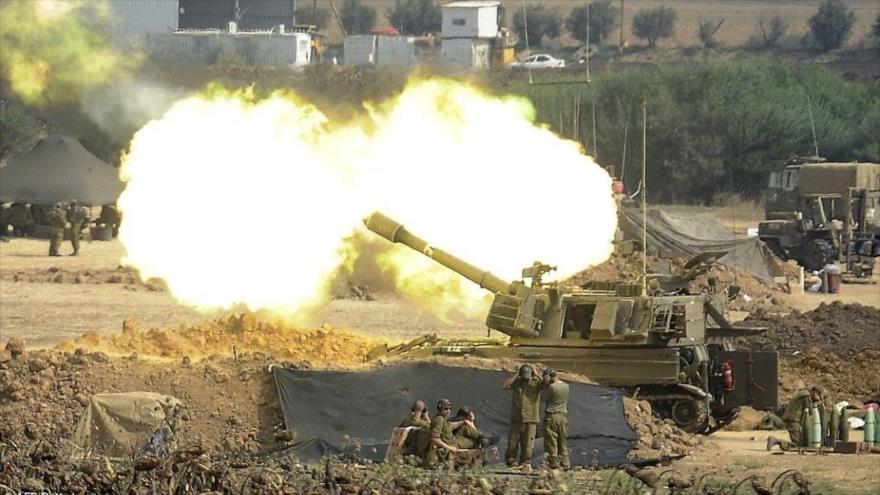 Un tercer palestino muere en Gaza por fuego de tanques israelíes