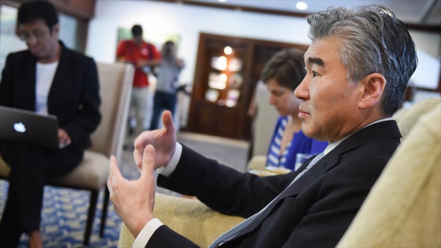 Delegación de EEUU cruza a Corea del Norte para ultimar la cumbre