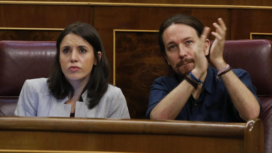 Las bases de Podemos respaldan la continuidad de Iglesias y Montero