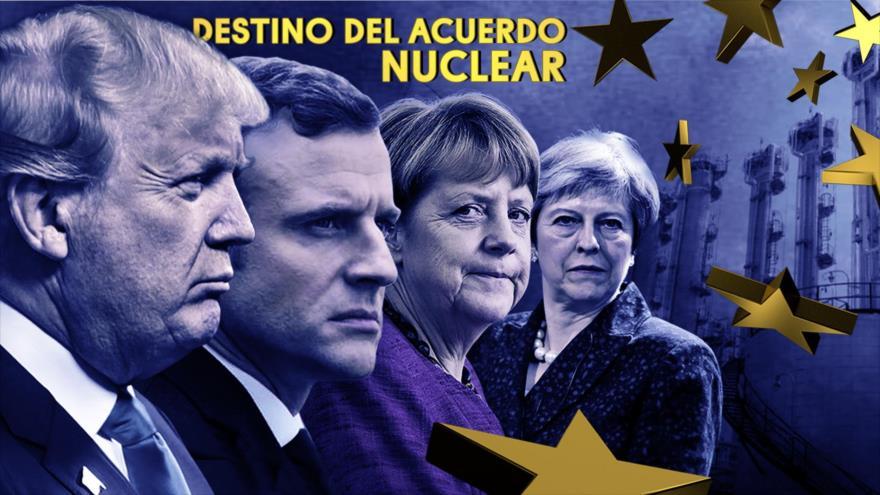 Detrás de la Razón: ¿Podría Trump y Estados Unidos vencer a Irán, Europa, China y Rusia, todos juntos?