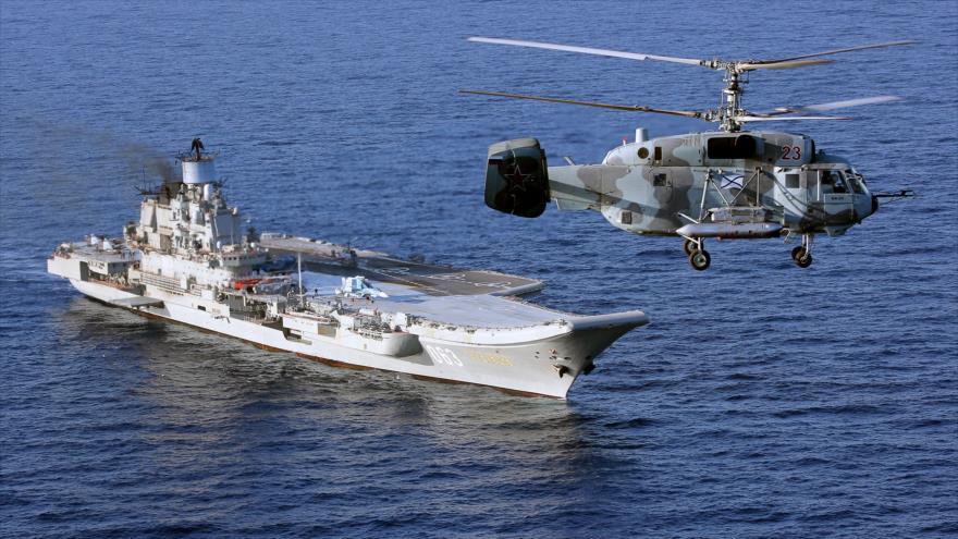 Rusia planea fortalecer su presencia militar en mar Mediterráneo