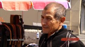 ¿Qué opinas?: Aumenta número de indigentes hispanos en Los Ángeles