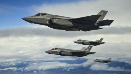 Israel ve amenaza en la compra de aviones F-35 por Turquía