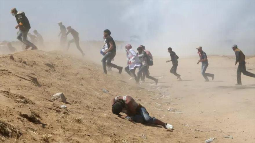 Muere un palestino en ataque aéreo israelí contra Gaza