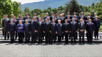 UE acuerda adoptar 'con rapidez' nuevas sanciones a Venezuela