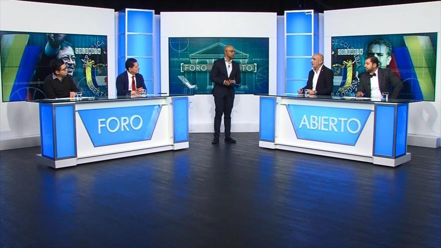 Foro Abierto; Colombia: Duque y Petro, a segunda vuelta de presidenciales
