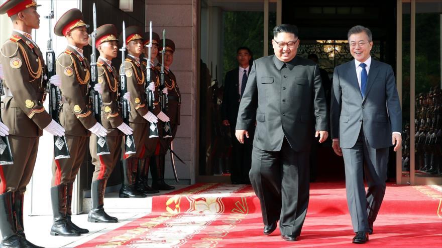 EEUU deja planear nuevas sanciones sobre encuentro Kim-Trump