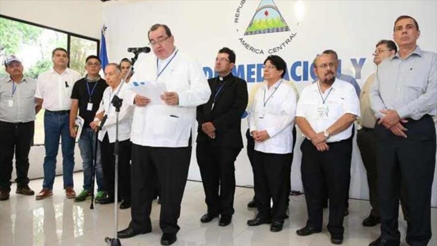 El Gobierno y la oposición de Nicaragua reanudan diálogos de paz