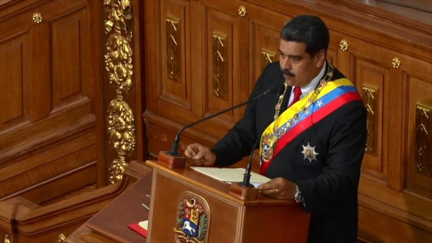 Maduro insiste en el diálogo tras la victoria electoral
