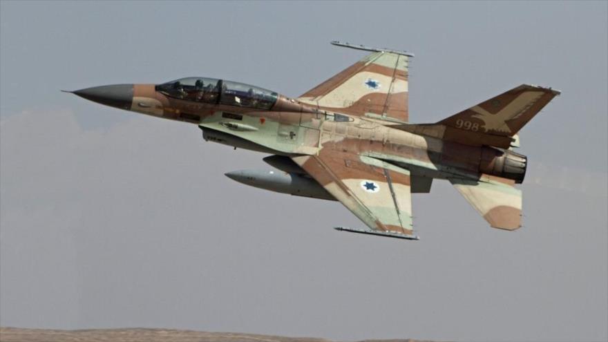 Cazas israelíes atacan posiciones de la Yihad Islámica en Gaza