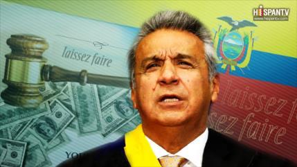 Un año con Lenín Moreno y el retorno del laissez faire tributario