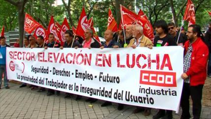Sobrecarga laboral pone en riesgo sector de ascensores en España