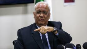 Palestina denunciará ante La Haya medida de EEUU sobre Al-Quds