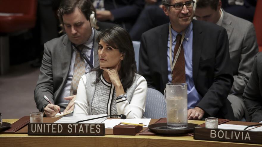 EEUU pide reunión del CSNU por ataques a Israel desde Gaza