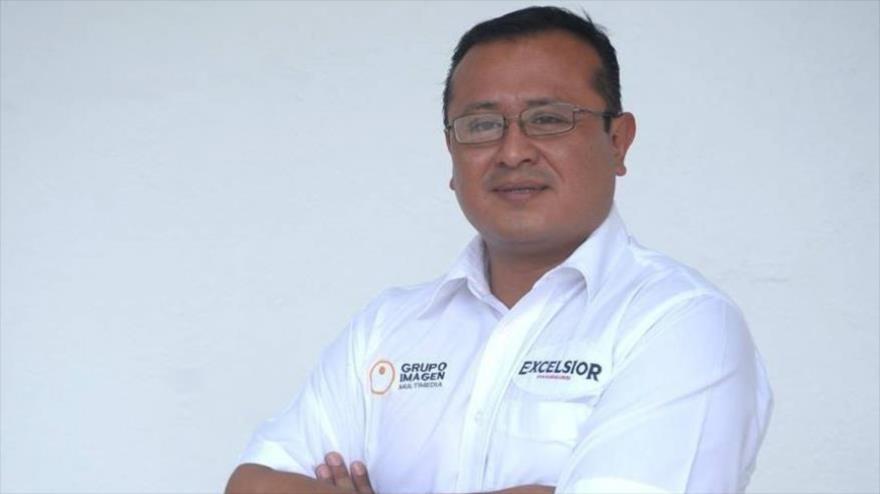 El asesinado periodista mexicano Héctor González Antonio, corresponsal del diario nacional Excélsior.