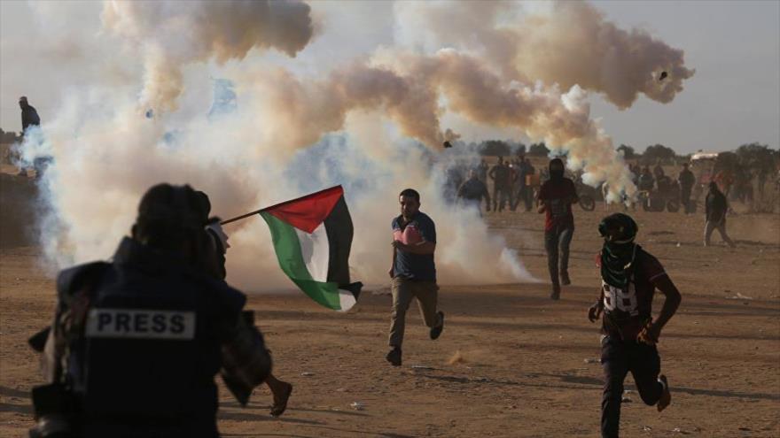 Rusia pide fin al 'devastador' duelo israelo-palestino en Gaza