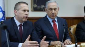 Ministro israelí llama al 'asesinato selectivo' de líderes palestinos