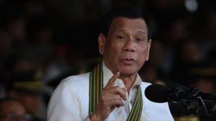 Filipinas dice que está lista para 'ir a una guerra con China'