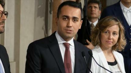 Guerra abierta entre M5E y Liga Norte y el presidente de Italia