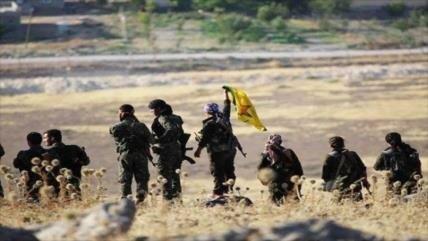 Informe: Riad planea formar nueva fuerza con los kurdos en Siria