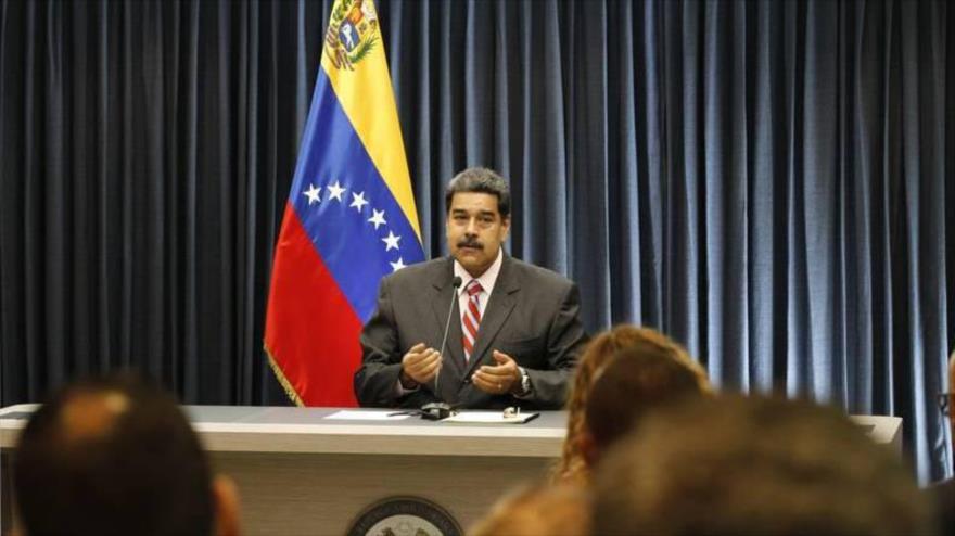 Maduro propone el diálogo como método para gestar soluciones