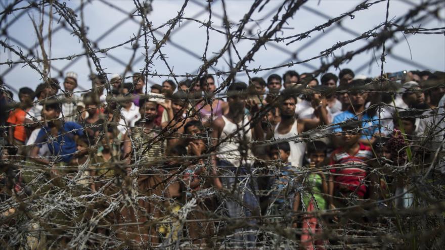 Abogados buscan llevar a Myanmar a la CPI en nombre de rohingyas