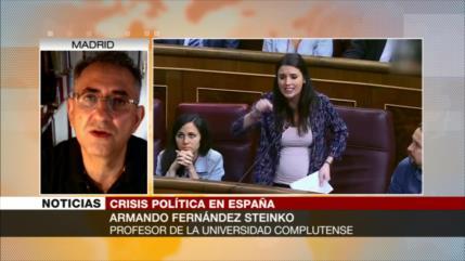 Fernández Steinko: Podría haber elecciones anticipadas en España