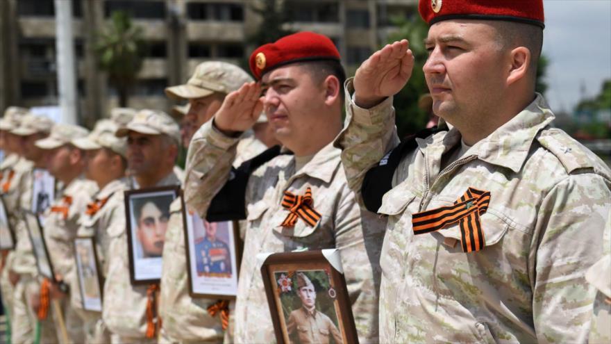 Rusia investiga el papel de EEUU en la muerte de sus soldados en Siria